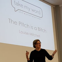 Louise - Take My Word - Pitch Coach