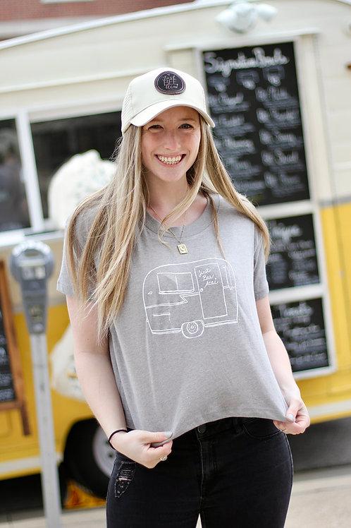 Camper Crop Shirt