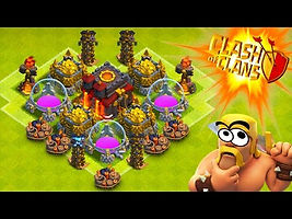 clash of clans strats base builds image