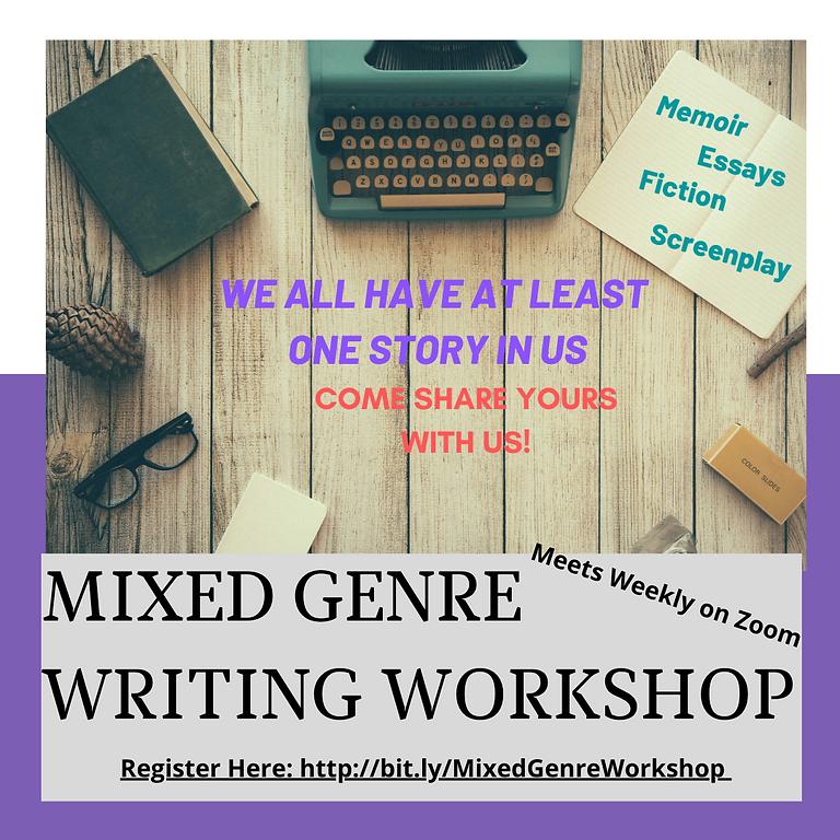 Mixed Genre Writing Workshop