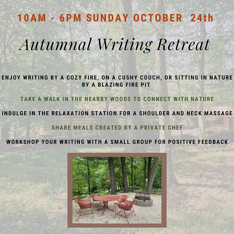 Autumnal Writing Retreat