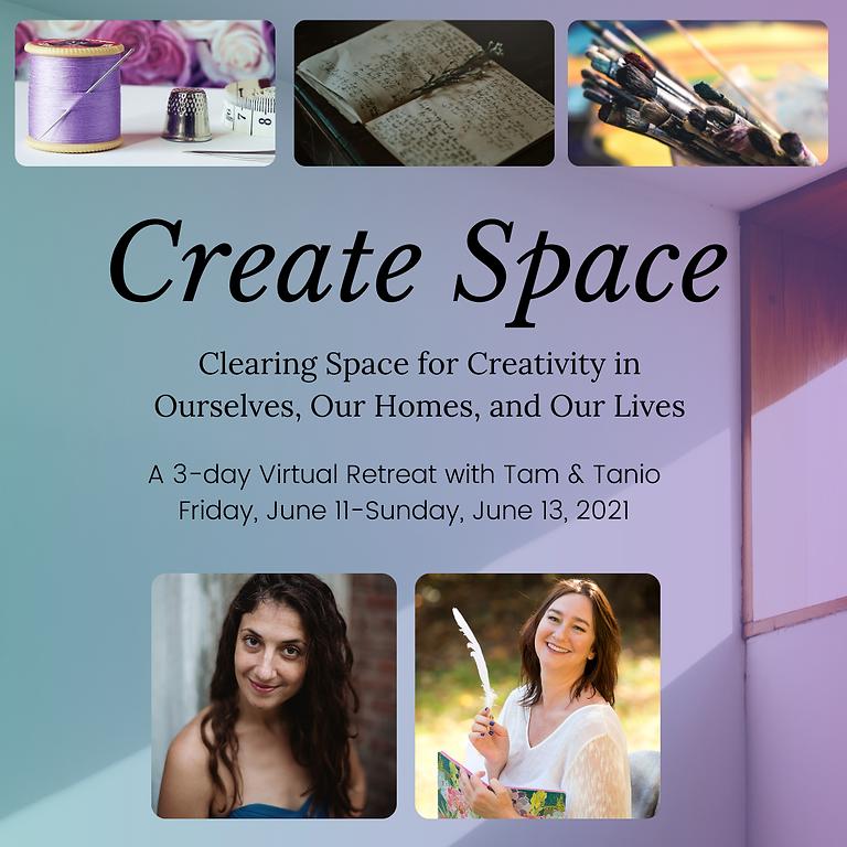 Create Space Retreat