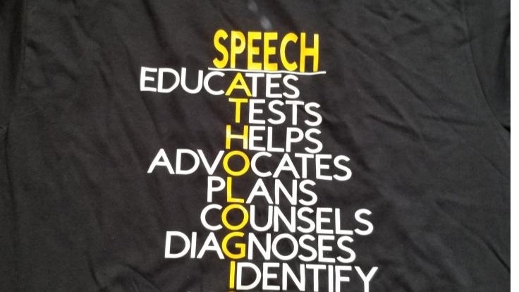 Speech Pathologist T-shirt