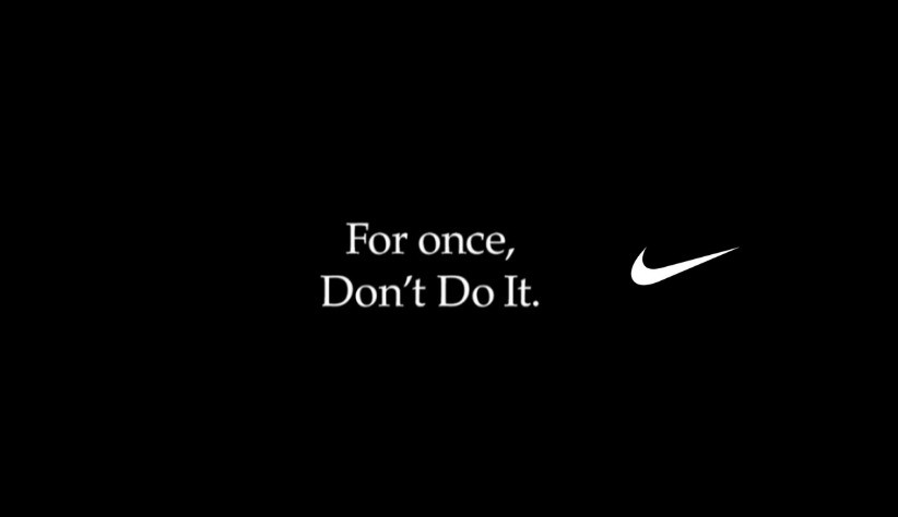 brand purpose promise Nike by Outsourced imagination