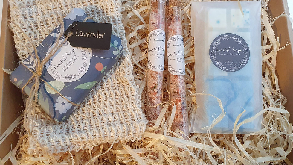 Relaxing Pamper Boxes