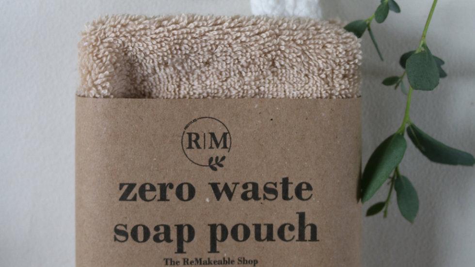 Handmade Eco-friendly Zero Waste Soap Pouch