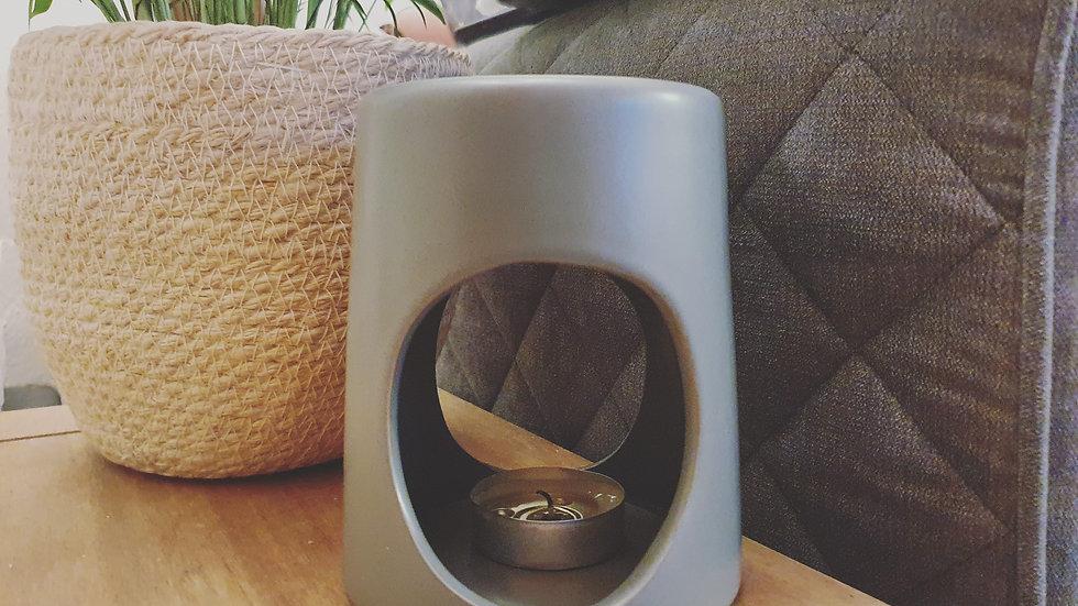 Ceramic Charcoal Wax Burner