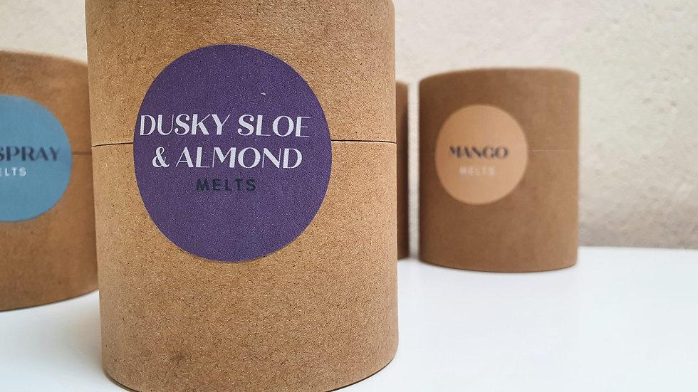 Dusky Sloe & Almond Wax Melts