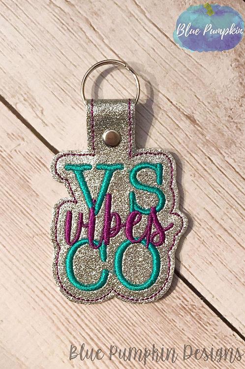 VSCO Vibes Key Fob