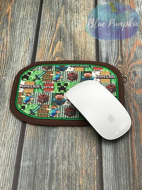 5x7 ITH Applique Mouse Pad Design
