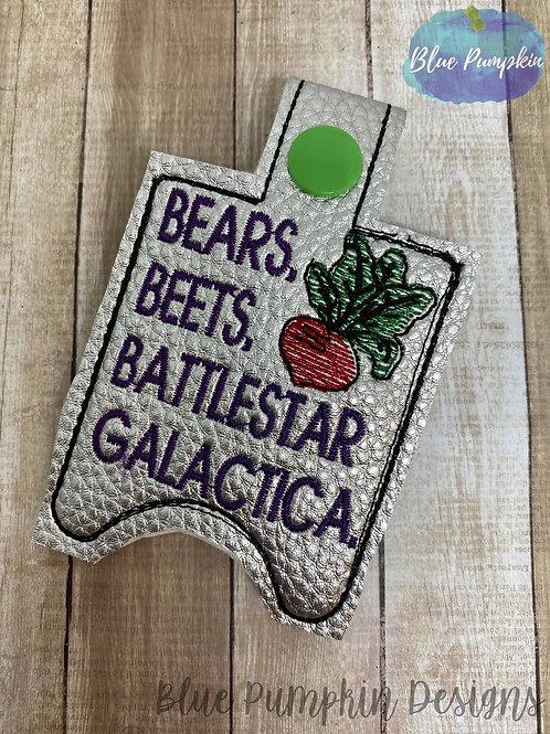 Beets Bears Hand Sanitizer Holder