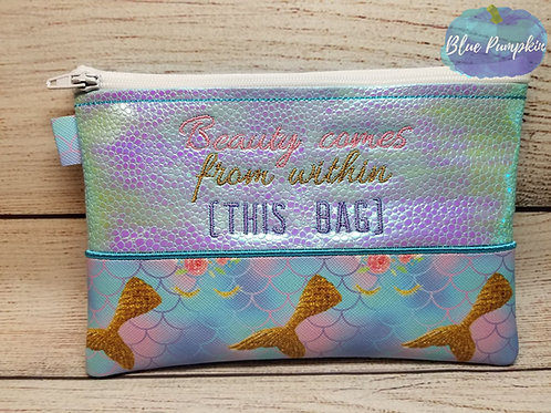 5x7 Beauty from Within ITH Bag Design