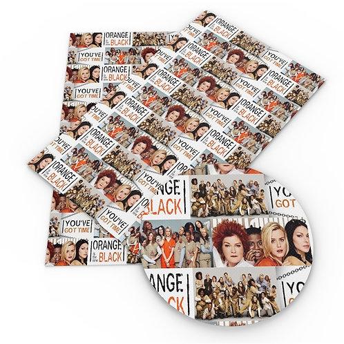 Prison Girls Embroidery Vinyl