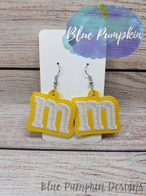 M Candy Earrings