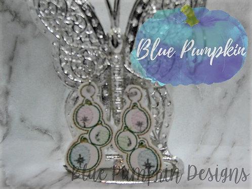 Dangle Ornament Earrings