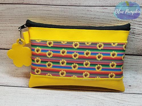 Applique Middle  ITH Bag Design