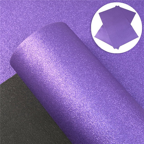 Purple Shimmer Embroidery Vinyl