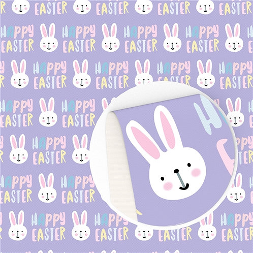 Happy Easter Embroidery Vinyl