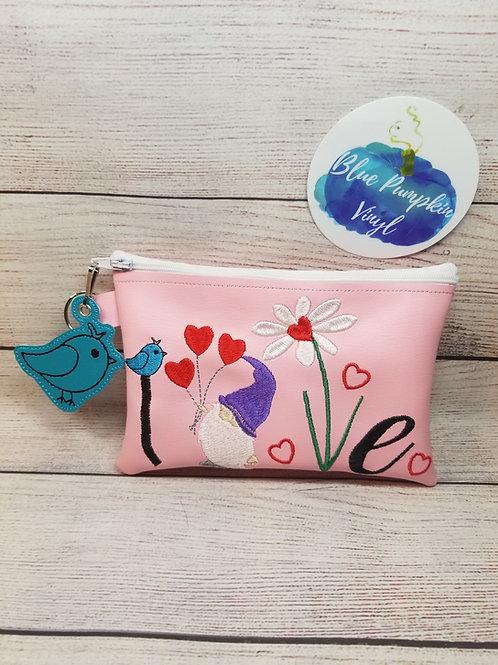 5x7 LOVE Gnome ITH Bag Design