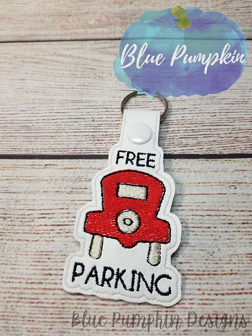 Free Parking Key Fob