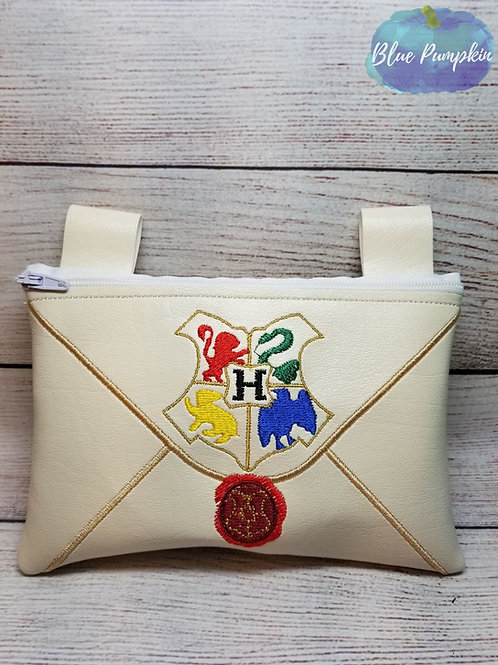 5x7 HP Acceptance ITH Cross Body Bag Design