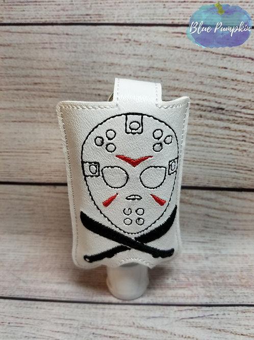 Horror Mask 2oz Sanitizer Holder