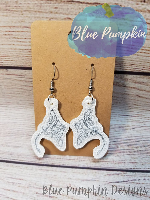 Sting Ray Earrings