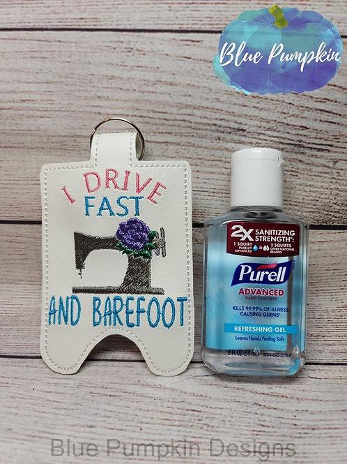 2oz Drive fast Hand Sanitizer Holder