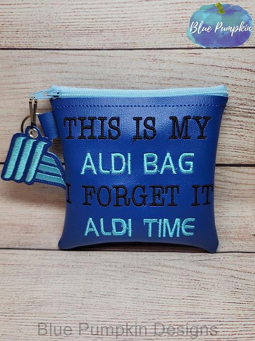 Aldi Set Zipper Bag Design
