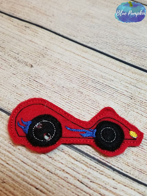Race Car Lollipop Holder