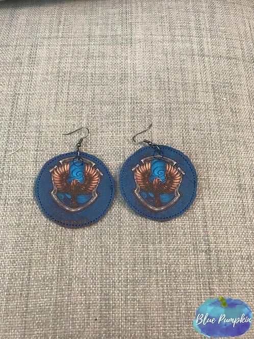 ITH Single Circle Earrings Design