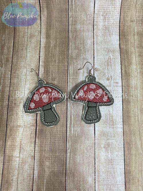 Mushrooms Earrings