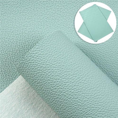 Litchi Med Mint Embroidery Vinyl