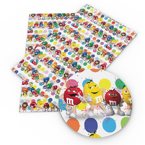 Candy Guys Embroidery Vinyl