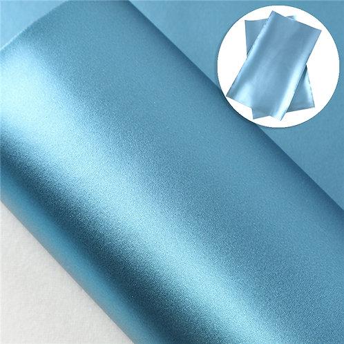 Metallic Blue Embroidery Vinyl