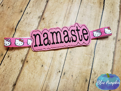 Namaste Planner Band