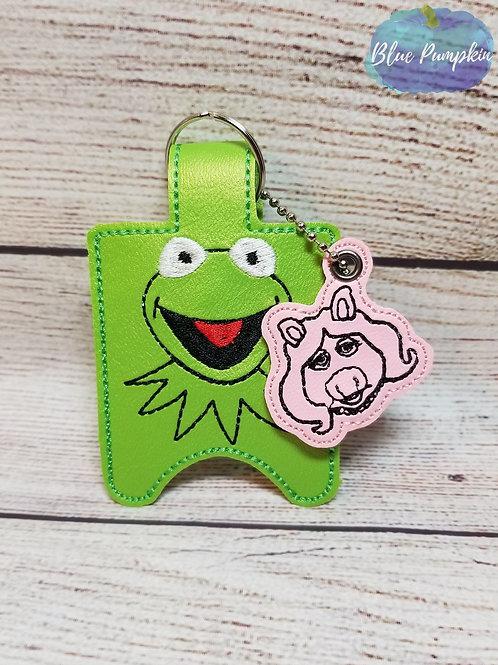 Mr Frog Sanitizer Holder