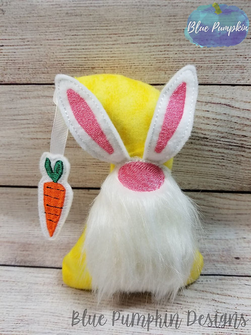 Easter Bunny Gnome Stuffie