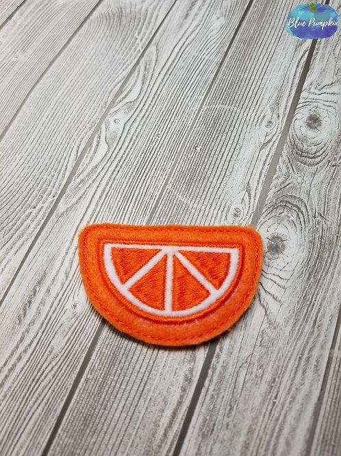 Orange Slice Felties