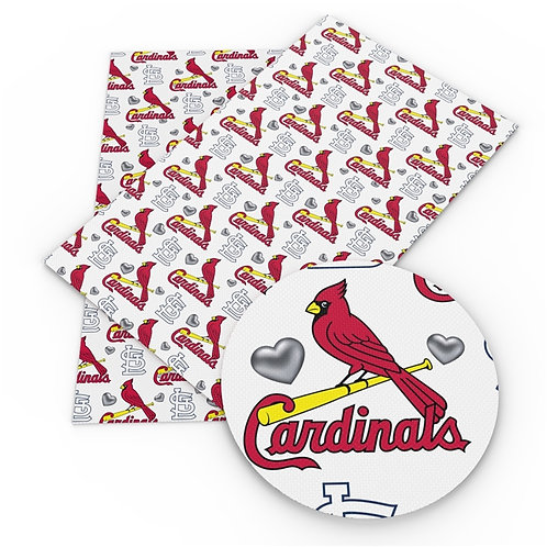 Cardinals with Hearts