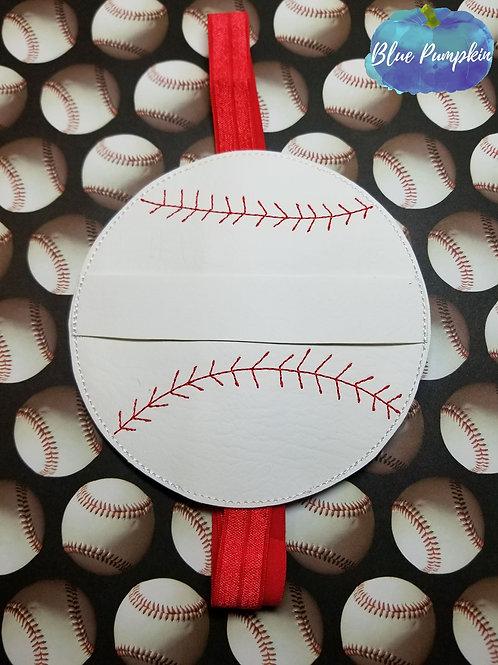 Baseball Planner Band