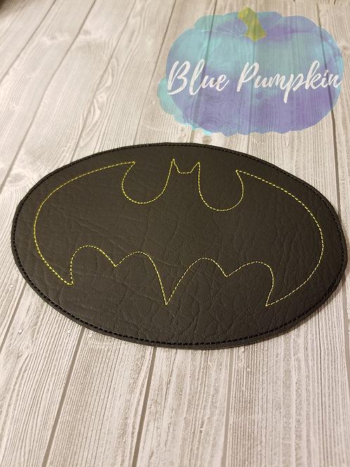 5x7 ITH Batman Mouse Pad Design