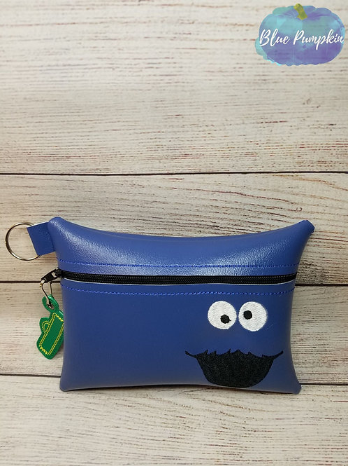 Cookie Monster ITH Bag Design
