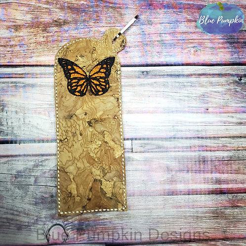 Butterfly  Chapstick Holder