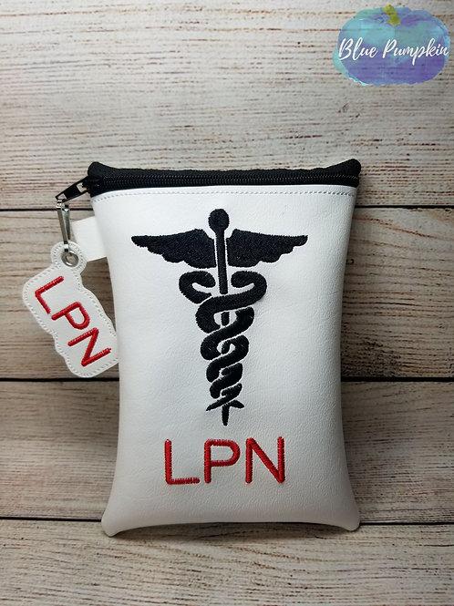 LPN ITH Zipper Bag Design