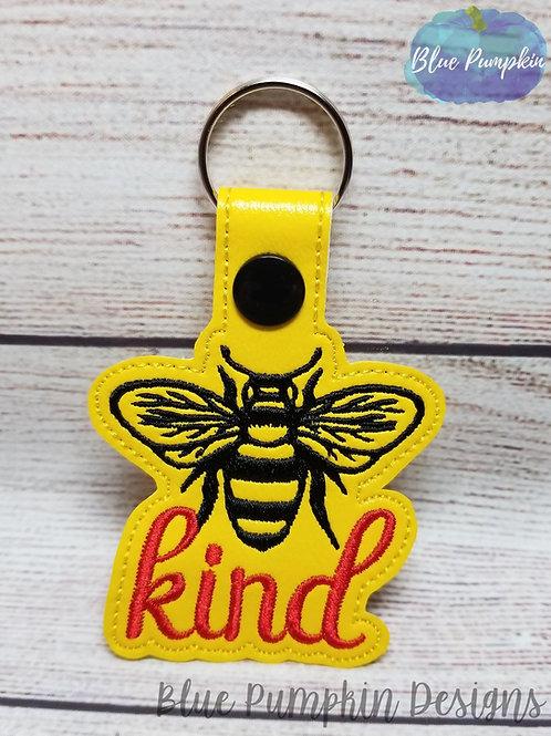 Bee Kind Key Fob