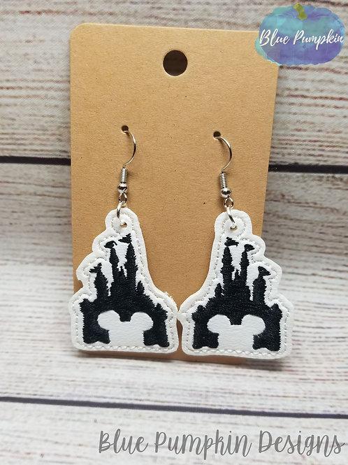 Castle Earrings