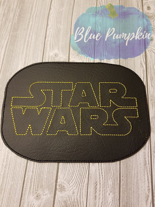 5x7 ITH Star Wars Mouse Pad Design