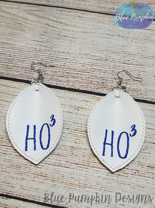 Ho3  Earrings