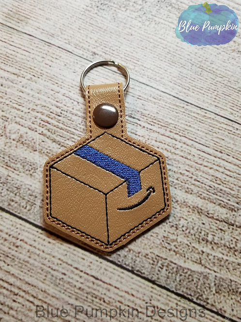 Box Key Fob